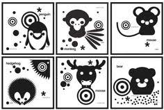 black and white pictures for babies printable free printable black and white pictures for baby 5 to choose from or