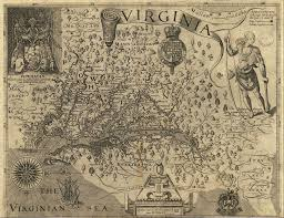 smith's maps captain john smith historical trail Map Of Voyage From England To Jamestown Map Of Voyage From England To Jamestown #26 England to Jamestown VA Map