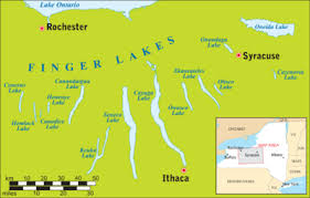 Long Lake Ny Depth Chart Seneca Lake New York Wikipedia