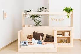 space saving kids furniture. Transformable Kids Furniture Kid\u0027s Wooden Baby Crib Toddler Bed Space Saving