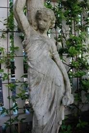 cement garden statues. Exellent Statues How To Age A Brand New Cement Statueyou Want It To Look Like Itu0027s A  Centuries Old Statue You Had Shipped From Tuscany Right You Can Also Take Hammer  Garden Statues S