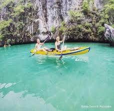 outdoor activities. Secret Lagoon, El Nido Outdoor Activities