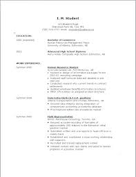 College Graduate Resume Examples Sample College Resume Graduate ...