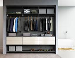 it s one thing to make a closet look organized it s another to make it easily accessible