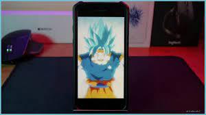 Goku Live Wallpaper Iphone 9 ...