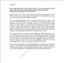 Ielts Writing Letter Sample Icebergcoworking Icebergcoworking