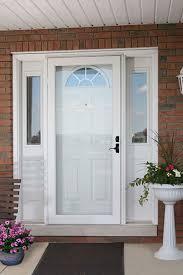 Ideas: Inspiring Front Door Design Ideas With Emco Storm Doors ...