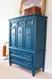 teal blue furniture. Beautiful Color! | Paint It Pinterest Furniture, Chalk And Dresser Teal Blue Furniture F