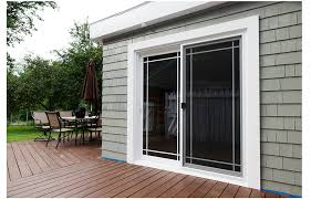 chic exterior patio sliding doors sliding patio door company ct