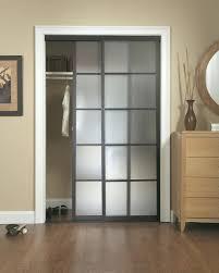 bedroom closet doors sliding glass mirror canada door stunning design
