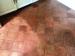 Terracotta Floor Tile Kitchen Terracotta Tiles Stone Cleaning And Polishing Tips For