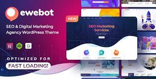 Ewebot - SEO Marketing & Digital Agency by GT3themes | ThemeForest