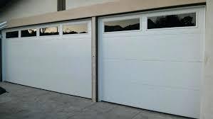 glass garage doors cost glass door rolling door how much does a glass garage door cost