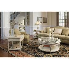 Pine Living Room Furniture Art Furniture Provenance Pine Round Cocktail Table On Sale