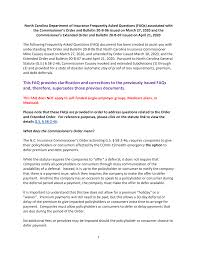 Nccob is responsible for the chartering and regulation of north carolina's state banks, trust companies, mortgage companies, as well as registration and licensing of various financial institutions operating in north carolina. Https Www Acainternational Org Assets Licensing Guidance From State Agencies In Response To Coronavirus Nc Faqs Updated Bulletin 20 B 06 Faqs 4 23 20 Pdf Viawrapper