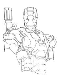 You can print this coloring sheet so that your kids can have fun coloring with their friends. Iron Man Coloring Page For Kids Iron Man Pictures Coloring Pages Marvel Drawings