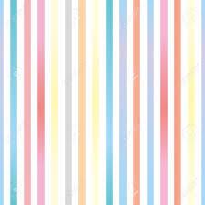 Seamless Vector Pastel Stripes ...