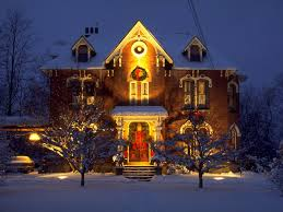 excellent homes decorated for christmas on with hd resolution