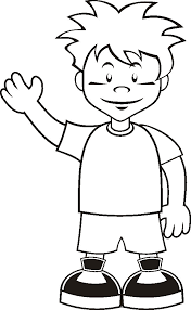 Small Picture Boy Coloring Page 30054 Bestofcoloringcom