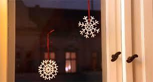 Salzteig Weihnachtsdeko Zarte Schneeflocken Einfach