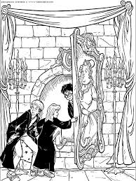 Small Picture harry potter and the deathly hallows part 1 coloring pages