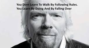 Richard Branson Quotes On Opportunity Say Yes Then Learn. QuotesGram via Relatably.com