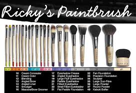 list of eye makeup brushes and their uses. eye 32 makeup brushes and their uses list of i