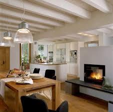 Raumteiler Wohnzimmer Elegant Fene Küche Wohnzimmer Ideen