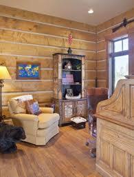 80 luxury log cabin living rooms pics
