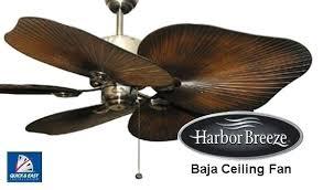 harbor breeze in polished pewter multi position indoor ceiling fan 52 inch helix ii cobalt blue harbor breeze in twister titanium ceiling fan