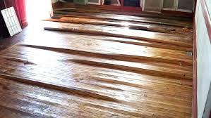 floor buckling hardwood repair buckled floor tiles floor buckling repair floor buckling