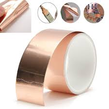 <b>20M Single Side Conductive</b> Copper Foil Tape | Shopee Philippines