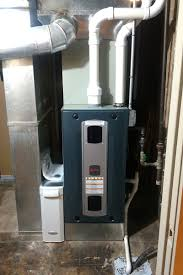 trane gas furnace. trane s9v2 96% efficient furnace with variable speed blower and 2-stage gas valve. a return air base aprilaire media was also added for increased indoor