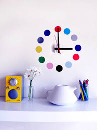 Small Picture Stunning Wall Clock Design Ideas Pictures Decorating Interior