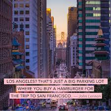 San Francisco Quotes Awesome The Top 48 Best Blogs On Quotes About San Francisco
