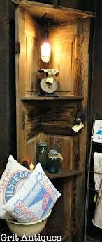 corner shelf with door corner cabinet