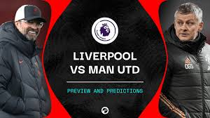 Rivals liverpool and manchester united face off at anfield in a big clash from the premier league. Liverpool V Man Utd Live Stream Watch Premier League Online Lineups Confirmed