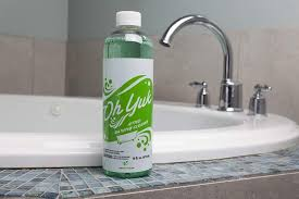 how to clean jetted tub with white vinegar