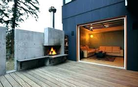 to fascinating concrete outdoor fireplace beautifying build block precast outdoor fireplace concrete