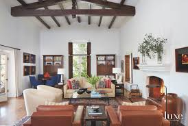 Living Room Spanish Interior Design Moroccan Accents Add Flair To A Spanish Colonial Revival