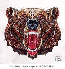 <b>Ethnic Bear</b> Images, Stock Photos & Vectors | Shutterstock