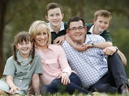 Premier daniel andrews faces a tough fight in state parliament as he pushes ahead with plans to extend victoria's state of emergency by another 12 months. State Opposition Leader Dan Andrews Wife Catherine Reveals The Ups And Downs Of Being Married To A Top Politician Herald Sun