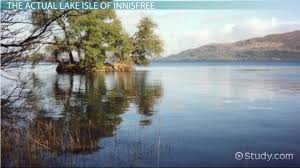 Video By The Lake The Lake Isle Of Innisfree By Yeats Summary Analysis