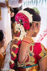 Indian Hair Style south indian bridal wedding hair southindianbride 2019 by wearticles.com