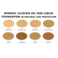 sormé mineral illusion oil free luminous foundation zoom