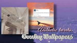 How to make Aesthetic Tweet Overlay ...