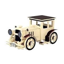 wooden model cars truck wood toy