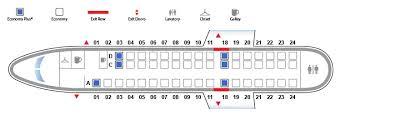 Delta Express Jet Seating Chart Expressjet Airlines Fleet