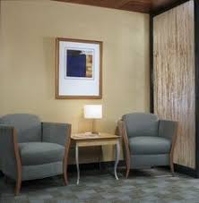office waiting room ideas. The Egrari Medical Office Private Patient Waiting Area. #reception #medical #office # Room Ideas