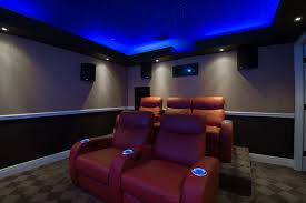 Home Theater Room Design Best Decorating